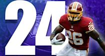 <p>It's understandable why the Redskins would shake things up after Week 2 because their offensive performance against the Colts was truly bad. (Adrian Peterson) </p>