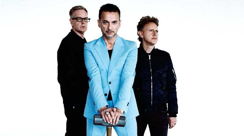 Review: Depeche Mode Back In 'Violator' Mode on 14th LP 'Spirit'