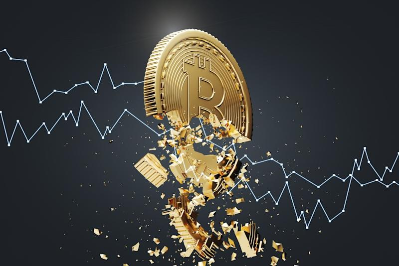 Ren is one of the only cryptos that's up against bitcoin this year. It built a solid base and now appears to be a buy-on-dips candidate. | Source: Shutterstock