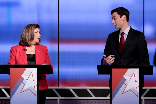 Georgia Special Election Between Handel and Ossoff Too Close to Call, Poll Suggests