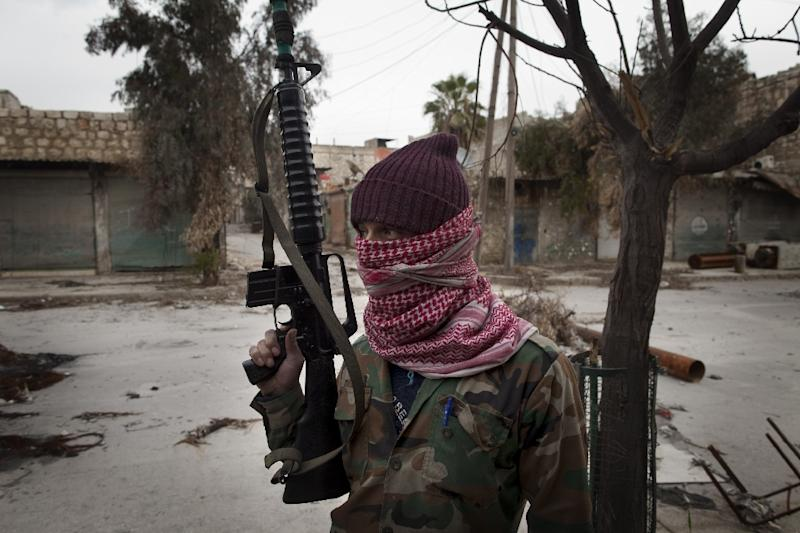 Turkey wants Syrian Turkmen to lead the fight against IS jihadists in key border areas