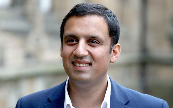 Anas Sarwar called for unity in his party - PA