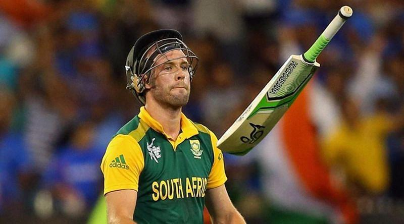 AB de Villiers has teased an international comeback but it seems less likely by the day