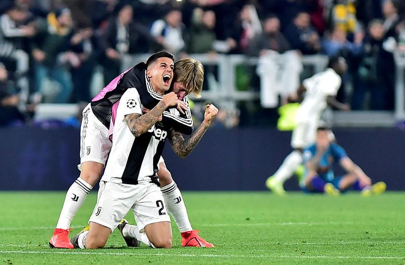 FILE PHOTO: Champions League - Round of 16 Second Leg - Juventus v Atletico Madrid