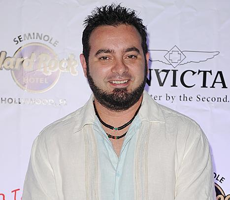 Chris Kirkpatrick Marries Karly Skladany in Florida Ceremony, All 'N Sync Members in Attendance