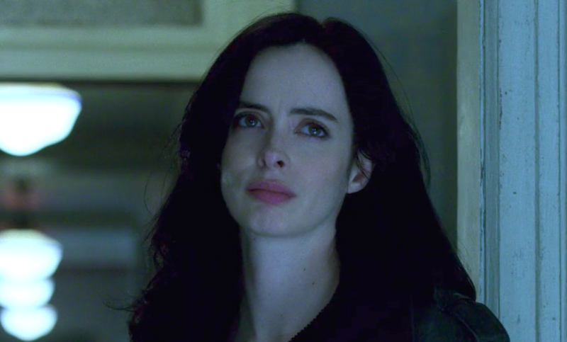 """The real hero of Netflix's """"The Defenders"""" is the way Jessica Jones throws very heavy things"""