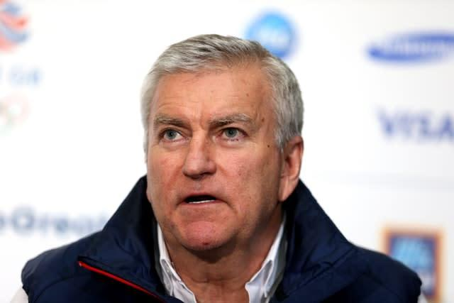Bill Sweeney is continuing discussions with England head coach Jones (Steven Paston/PA)