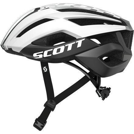 """<p><strong>Scott</strong></p><p>amazon.com</p><p><strong>$99.99</strong></p><p><a href=""""https://www.amazon.com/Scott-Plus-Helmet-Stealth-Black/dp/B081VR4DXR/?tag=syn-yahoo-20&ascsubtag=%5Bartid%7C2140.g.28849017%5Bsrc%7Cyahoo-us"""" rel=""""nofollow noopener"""" target=""""_blank"""" data-ylk=""""slk:Shop Now"""" class=""""link rapid-noclick-resp"""">Shop Now</a></p><p>This helmet gets top marks for exceeding safety standards while still being light and comfortable. It uses MIPS technology for solid protection.</p>"""