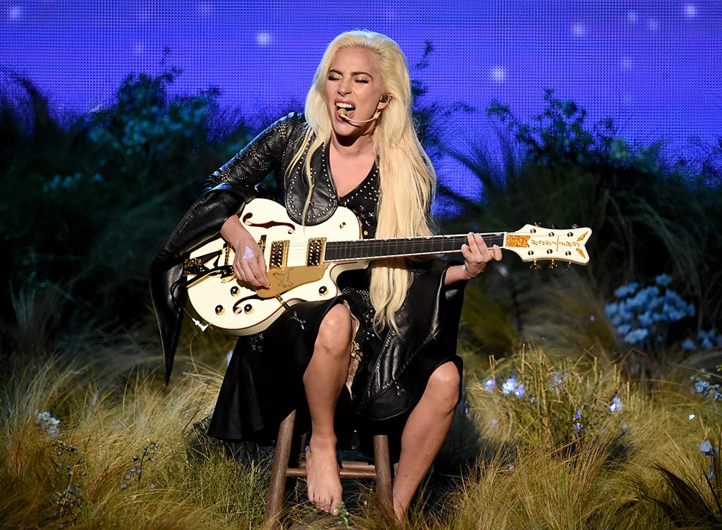 <p>Lady Gaga performs onstage during the 2016 American Music Awards at Microsoft Theater on November 20, 2016 in Los Angeles, California. (Photo by Kevin Winter/Getty Images) </p>