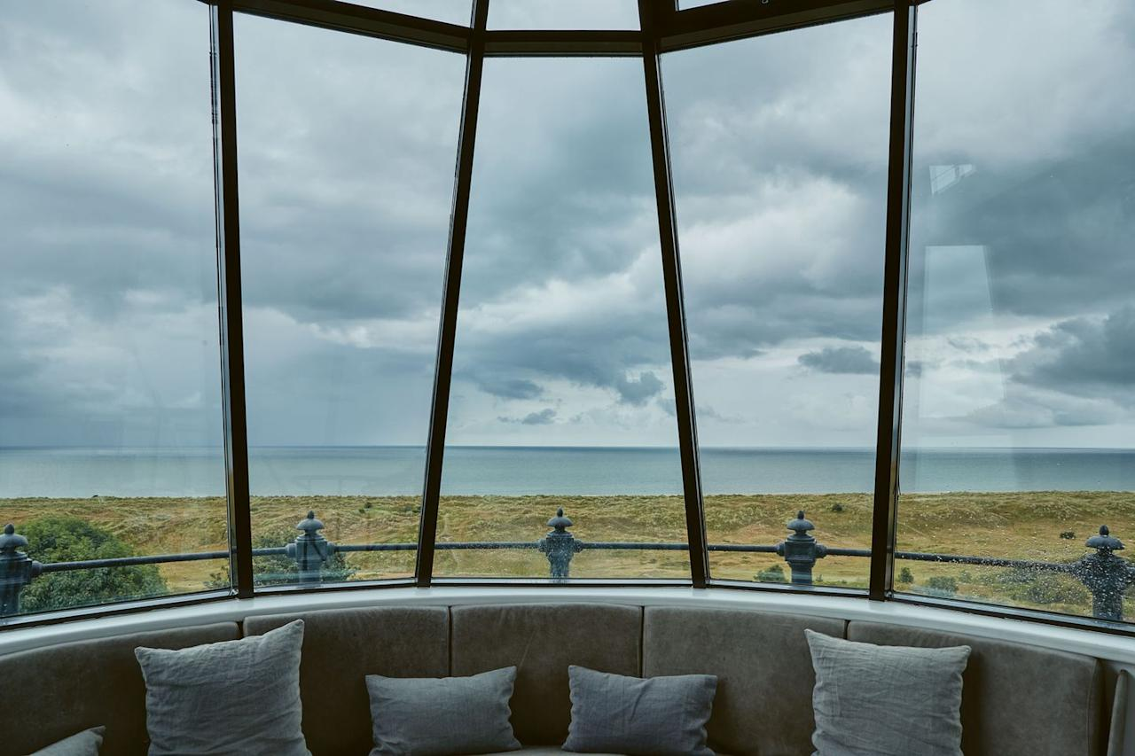 """<p><strong>Location: </strong>Winterton-on-Sea, Norfolk, UK</p><p><strong>Sleeps: </strong>9</p><p><strong>Description: '</strong>A <a rel=""""nofollow"""" href=""""https://www.themodernhouse.com/journal/new-holiday-let-winterton-lighthouse-norfolk-uk/"""">converted eighteenth-century lighthouse</a> with panoramic sea views and a beautiful garden.'</p>"""