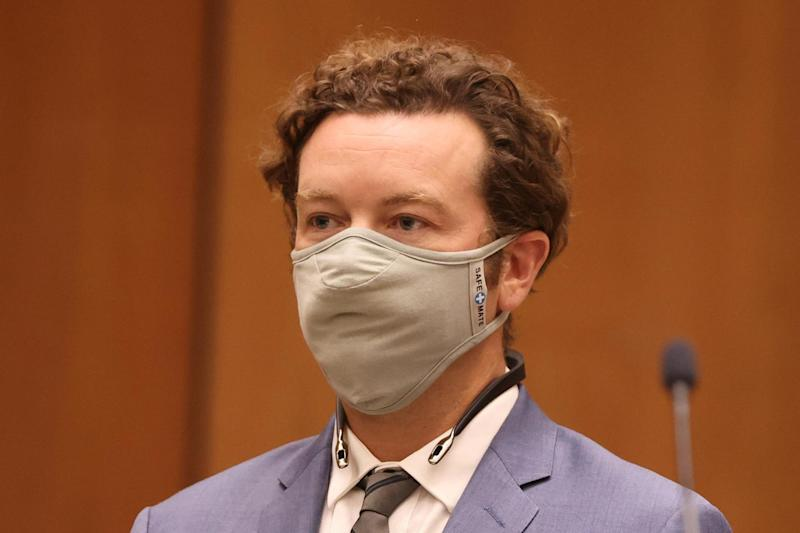 Actor Danny Masterson is arraigned on rape charges: Getty Images