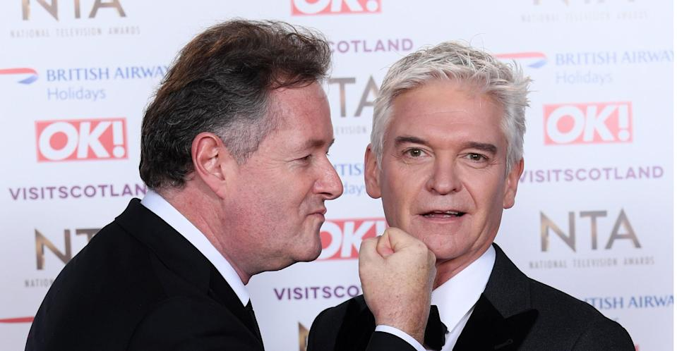 'Good Morning Britain' lost out to 'Good Morning' at Tuesday's NTA's. (REX/Shutterstock)
