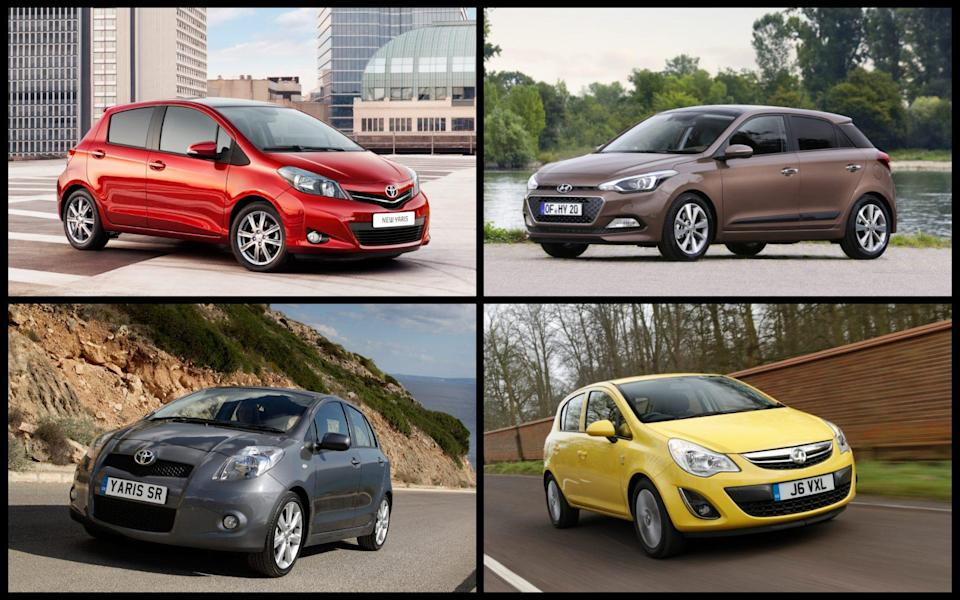 Our car expert has put together a list of the best cars for students – and we've found one for every wallet size
