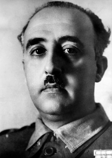 Franco ruled Spain from 1939 until his death in 1975