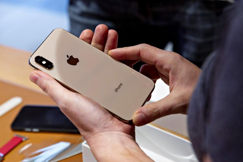 iPhone XS Debut Wins Some Positive Early Wall Street Reviews