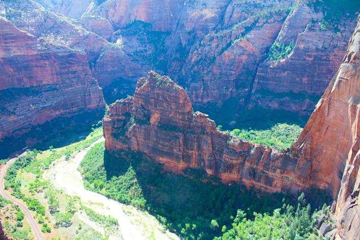 Zion is a landscape of geologic wonder. From ancestral Puebloan and Fremont cultures to the first Mormon settlers, both felt a metaphysical connection to the sacred grounds.