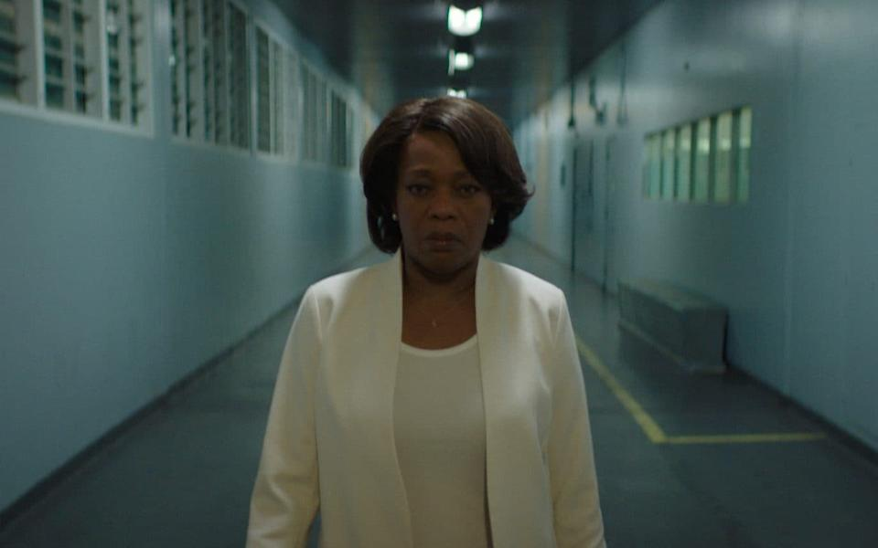 Alfre Woodard stars in Clemency