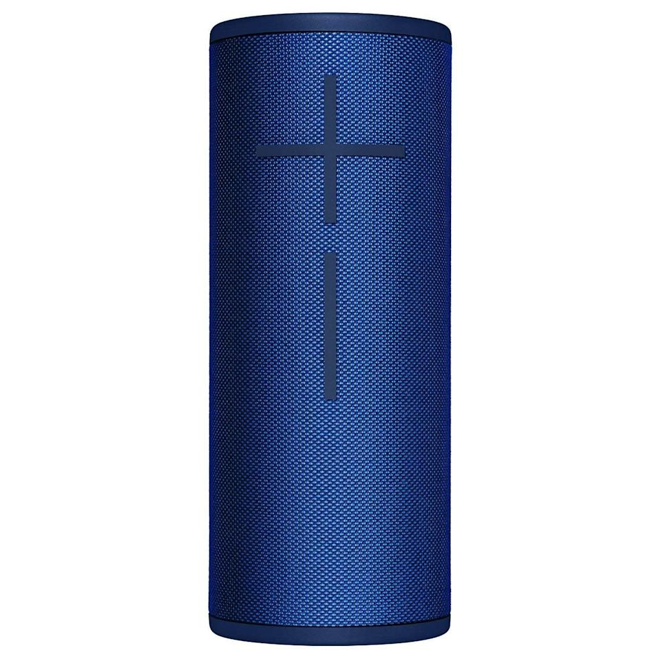 """<p>Play your favorite tunes everywhere you go with this <a href=""""https://www.popsugar.com/buy/Ultimate-Ears-Boom-Portable-Bluetooth-Wireless-Speaker-379188?p_name=Ultimate%20Ears%20Boom%20Portable%20Bluetooth%20Wireless%20Speaker&retailer=amazon.com&pid=379188&price=150&evar1=news%3Aus&evar9=36026397&evar98=https%3A%2F%2Fwww.popsugar.com%2Fnews%2Fphoto-gallery%2F36026397%2Fimage%2F45606315%2FUltimate-Ears-Boom-Portable-Bluetooth-Wireless-Speaker&list1=tech%2Cshopping%2Cgifts%2Camazon%2Choliday%2Cgift%20guide%2Cdigital%20life%2Cblack%20friday%2Ccyber%20monday%2Ctech%20shopping%2Cblack%20friday%20sales%2Ctech%20gifts%2Cgifts%20for%20men%2Csales%20and%20deals&prop13=api&pdata=1"""" class=""""link rapid-noclick-resp"""" rel=""""nofollow noopener"""" target=""""_blank"""" data-ylk=""""slk:Ultimate Ears Boom Portable Bluetooth Wireless Speaker"""">Ultimate Ears Boom Portable Bluetooth Wireless Speaker </a> ($150).</p>"""