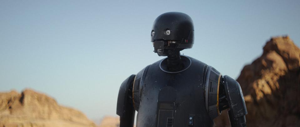 K-2SO in Rogue One (Credit: Lucasfilm)