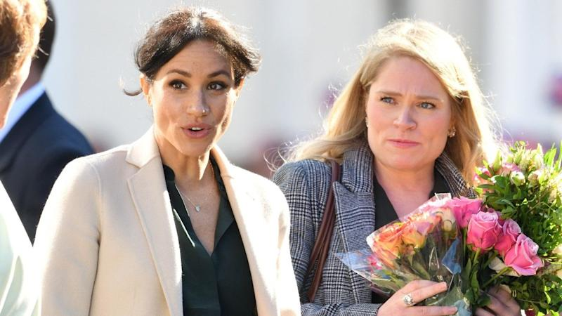 Meghan Markle's Trusted Aide to Quit Job After Royal Baby's Birth