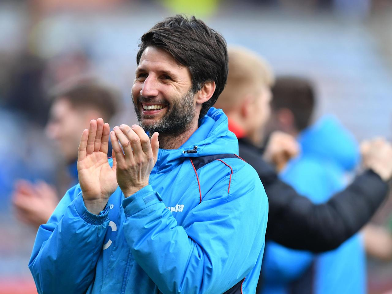 Norwich considered Lincoln's Danny Cowley for manager's job after FA Cup heroics