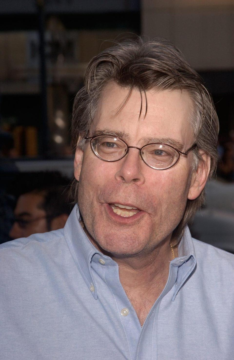 "Prolific novelist <strong>Stephen King </strong>was born and raised in <a href=""https://www.biography.com/writer/stephen-king"" rel=""nofollow noopener"" target=""_blank"" data-ylk=""slk:Portland, Maine"" class=""link rapid-noclick-resp"">Portland, Maine</a>. He attended the University of Maine, where he wrote for the school newspaper. His column was called ""<a href=""https://stephenking.com/xf/index.php?threads/steves-garbage-truck.9095/page-2"" rel=""nofollow noopener"" target=""_blank"" data-ylk=""slk:Steve King's Garbage Truck"" class=""link rapid-noclick-resp"">Steve King's Garbage Truck</a>."" Derry, the town in which many of his books are set, is modeled after <a href=""https://www.theguardian.com/travel/2017/sep/20/it-movie-film-exploring-stephen-king-maine-bangor-mount-hope-cemetery"" rel=""nofollow noopener"" target=""_blank"" data-ylk=""slk:Bangor, Maine"" class=""link rapid-noclick-resp"">Bangor, Maine</a>, where King still lives today."