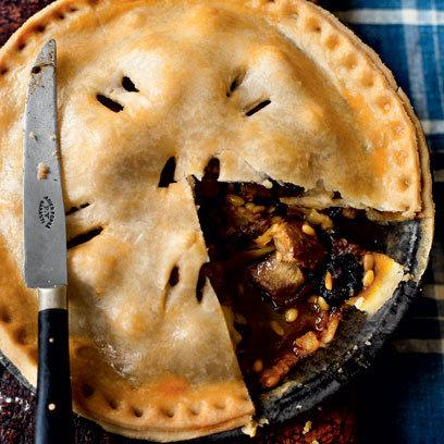 Pork Prune & Apple Pie: Food: New Recipe: Redonline