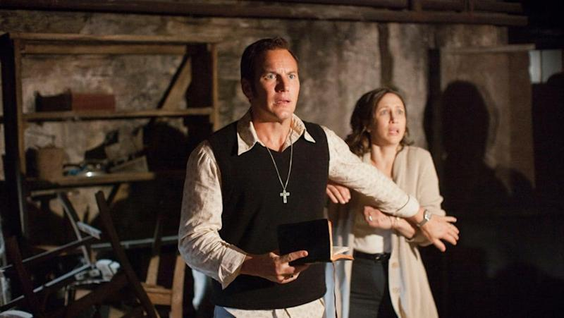 An image from new horror movie The Conjuring 3