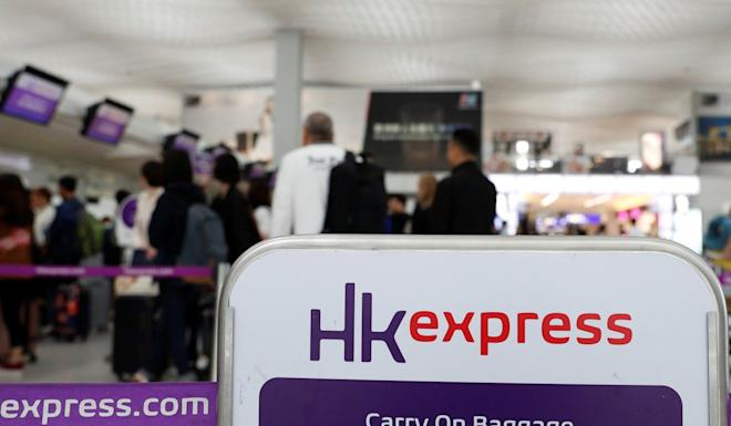 Cathay Pacific intends keeping HK Express, which it recently acquired, a budget airline. Photo: Reuters