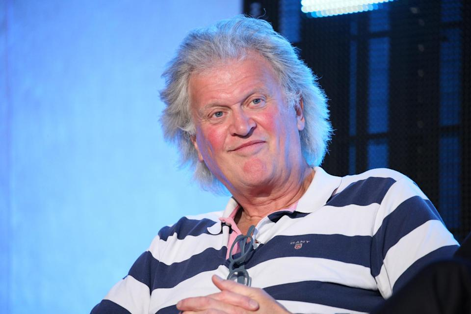 Brexiteer and Wetherspoons boss Tim Martin: PA Wire/PA Images