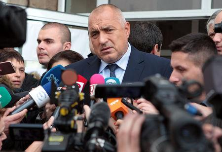 Exit polls say Radev on course to win Bulgarian presidency