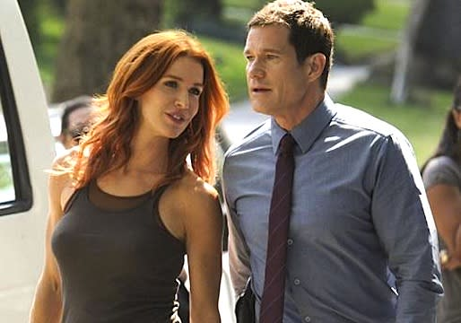 Unforgettable Cancelled by CBS