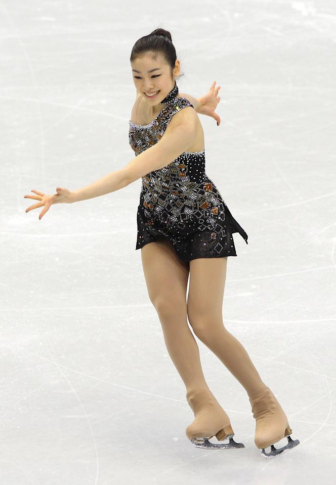 <p>Few athletes have ingrained themselves in the history book as Kim Yu-Na. The South Korean figure skater won a gold medal at the 2010 Olympics, the first South Korean to do so. She retired in 2014, having never finished a competition off the podium. </p>