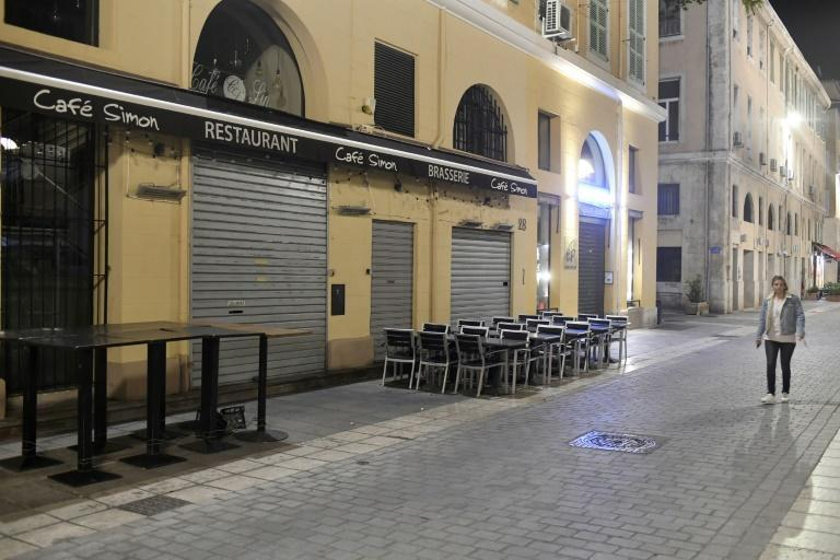 The budget coincides with new restrictions on bars and restaurants
