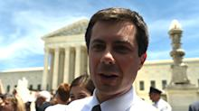Pete Buttigieg Defends NFL Anthem Protests, Says Trump Would Get It If He Had Served