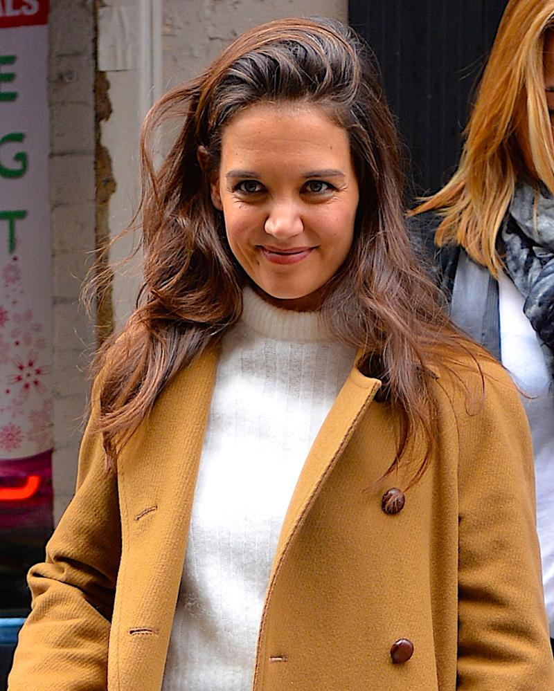 You Have To See How Gorgeous Katie Holmes Looks In These No-Makeup Photos!