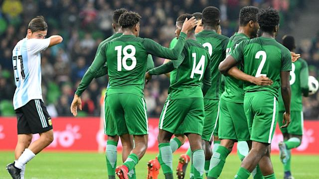 The former Tottenham Hotspur defender believes a positive result against the Super Eagles would likely determine their fate in Russia