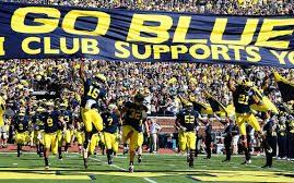 Jom Hackett is credited with revitalising the University of Michigan's athletics department