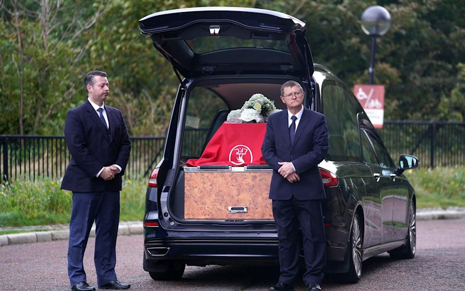 Roger Hunt funeral: Sir Geoff Hurst and Kevin Keegan pay tribute to Liverpool legend - PA