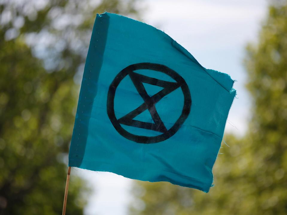 <p>Extinction Rebellion groups are holding demonstrations in Cornwall urging greater action to tackle the climate and ecological emergencies</p> (Reuters)