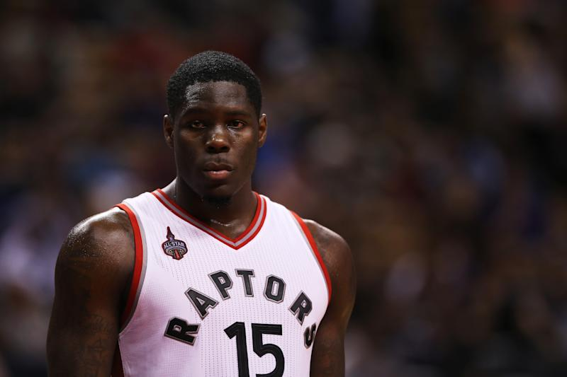 A knee injury will reportedly cost Anthony Bennett a shot at making the Rockets roster. (Getty)