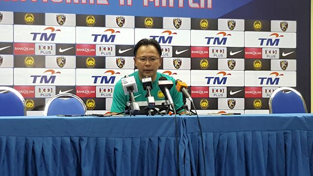 Malaysia boss Ong Kim Swee wants his charges to dictate the game when they face Causeway rivals Singapore in their SEA Games group match.