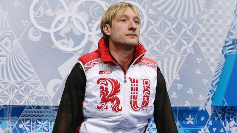 Russian Figure Skater Evgeni Plushenko Bows Out at Sochi, Retires