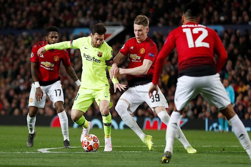 Barcelona vs Manchester United, Champions League: Preview, Live Stream And Prediction