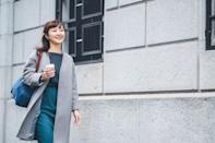 """Figuring out how much time to devote to your desk and how much time to spend enjoying the other parts of your life is never easy. That said, 40-somethings seem to have a more steady handle on <a href=""""https://bestlifeonline.com/better-work-life-balance/?utm_source=yahoo-news&utm_medium=feed&utm_campaign=yahoo-feed"""" rel=""""nofollow noopener"""" target=""""_blank"""" data-ylk=""""slk:work-life balance"""" class=""""link rapid-noclick-resp"""">work-life balance</a> than younger professionals. According to a <a href=""""https://yougov.co.uk/topics/politics/articles-reports/2017/03/17/those-aged-25-34-are-unhappiest-worklife-balance"""" rel=""""nofollow noopener"""" target=""""_blank"""" data-ylk=""""slk:2017 YouGov poll"""" class=""""link rapid-noclick-resp"""">2017 YouGov poll</a>, 57 percent of professionals between the ages of 34 and 44 feel happy with how they balance life in and out of the office, an 8-percent increase compared with 25 to 34-year-old workers who felt the same way."""