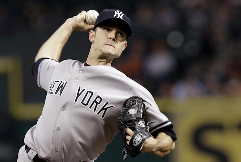 Yankees closer Robertson headed to disabled list