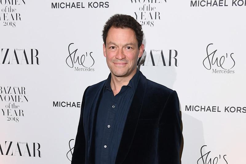 Dominic West says he spent a night on the streets in London without any money (Jeff Spicer/Getty Images)