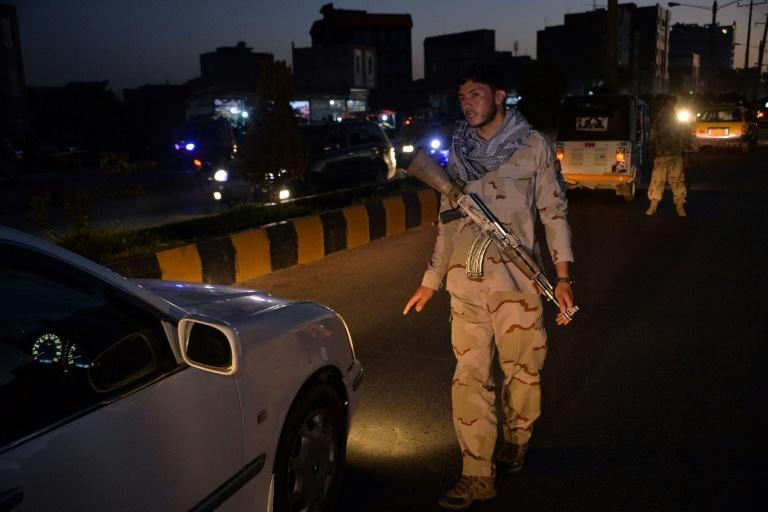 A night curfew was imposed across 31 of the country's 34 provinces to curb surging violence