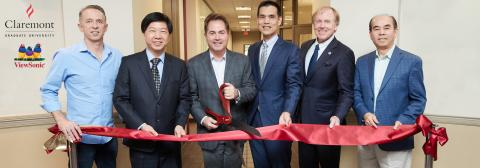 ViewSonic Celebrates Claremont Graduate University's New Learning Space Makeover with Advanced Interactive Education Solutions
