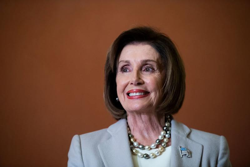 100 Days Before the Caucuses, Pelosi Visits Iowa to Discuss the Impeachment Inquiry and 'Healing' a Divided Country